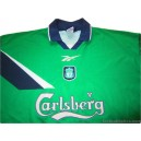 1999-2001 Liverpool Away Shirt