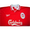 1996-98 Liverpool Home Shirt