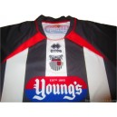 2008-09 Grimsby Town Home Shirt