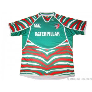 2012-13 Leicester Tigers Pro Home Shirt *Mint*