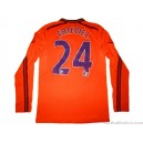 2013-14 Tottenham Hotspur Friedel 24 Goalkeeper Shirt