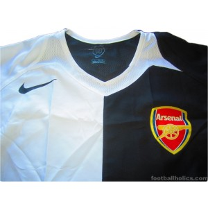new arrival a24b0 727ec 2004-05 Arsenal 'Stand Up Speak Up' Fabregas 15 Special ...