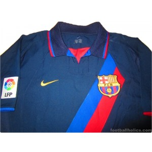 buy popular f34b1 00017 2003-04 FC Barcelona Third Shirt - Footballholics.com