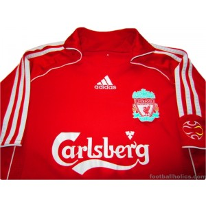 bb3aa34d1 2006-08 Liverpool Home Shirt - Footballholics.com