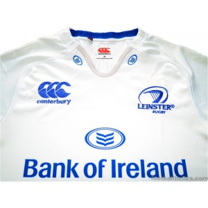 24b6fb1d513 2013-14 Leinster Pro Away Shirt - Footballholics.com